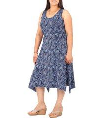 vestido azul minari cortejo seda