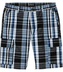 bermuda cargo con taglio comfort regular fit (blu) - bpc bonprix collection