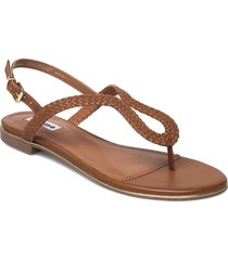 longley shoes summer shoes flat sandals brun dune london