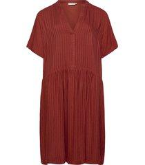 carmalani 2/4 blk dress kort klänning röd only carmakoma