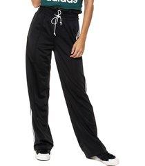 pantalón  negro  adidas originals pants