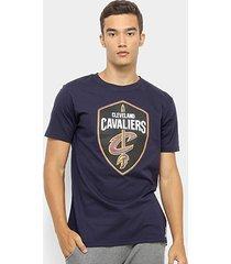 camiseta nba cleveland cavaliers big logo masculina