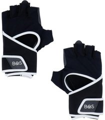 guante fitness gloves bali negro bsoul