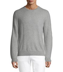 textured cashmere sweater