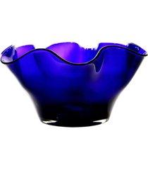 saladeira bianco & nero azul 14 x 25 roxo - roxo - dafiti