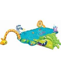 banzai safari adventure animals pool - 6 ways to play