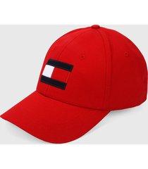gorra rojo-azul-blanco tommy hilfiger