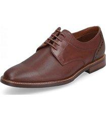 zapatos hombre oxford cafe cardinale