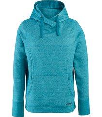 wolverine madison pullover hoody lagoon heather, size xxl