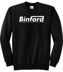 binford tools funny home improvement movie shirt crewneck sweatshirt