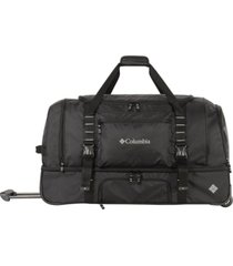"""columbia scappoose bay 32"""" wheeled duffle bag"""