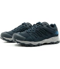 zapatilla truckee azul the north face