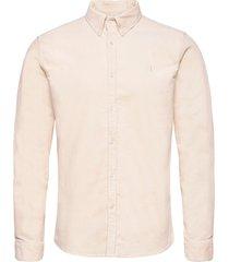 felix corduroy light shirt overhemd casual crème les deux