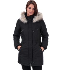 womens iris parka jacket