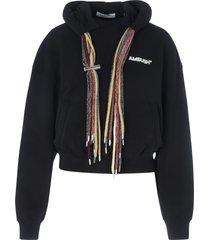 ambush multicord boxy hoodie