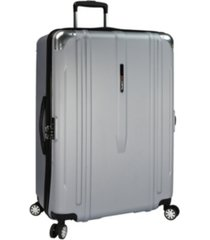 "traveler's choice new london 29"" trunk spinner suitcase"
