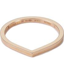 'antifer' 18k rose gold ring