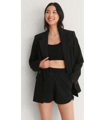 trendyol mjuka shorts - black