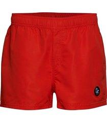 beach shorts zwemshorts rood bula