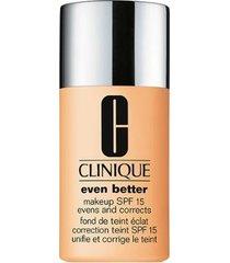 base clinique - even better makeup broad spectrum spf 15 22 ecru