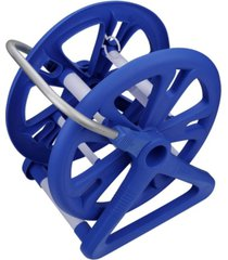 "aqua first aluminum vacuum hose reel for swimming pools for up to 42"" hoses"