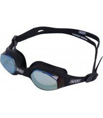 óculos de natação speedo tempest mirror - adulto - amarelo/preto