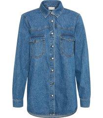 jeansskjorta kakeisha denim shirt
