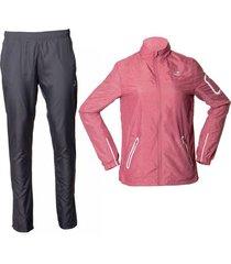 conjunto rosa topper premium