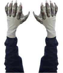 buyseasons adult sea creature gloves
