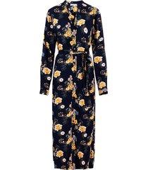 klänning pcjanina ls shirt midi dress