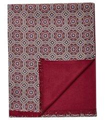 jos. a. bank medallion silk scarf