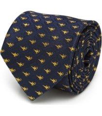 disney aladdin lamp scattered men's tie