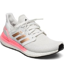 ultraboost 20 w shoes sport shoes running shoes grå adidas performance