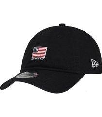 boné new era aba curva strapback mini flag america