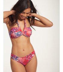 free spirit bandeau bikini top