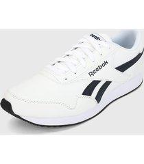 tenis lifestyle blanco-negro reebok classic jogger 3.0,