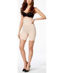 spanx women's higher power tummy control shorts