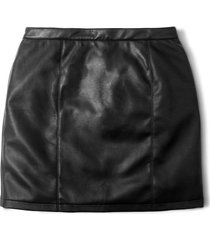 falda alicia para mujer - negro