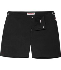 bulldog swim shorts - black 250025-blk