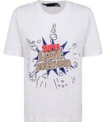 w4h0608m3876 t-shirt met korte mouw