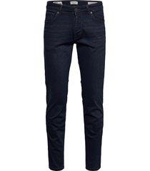 slhstraight-scott 6155 bb su-st jns noos jeans blå selected homme