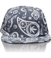 gorra negra official haf paisley camper