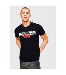 camiseta diesel t-diego-a1 masculina