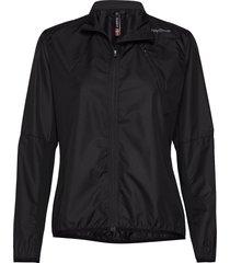 wind jacket outerwear sport jackets svart newline