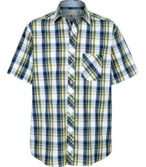 overhemd roger kent marine::geel