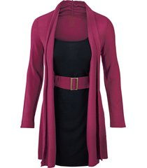 abito in maglia (viola) - bodyflirt