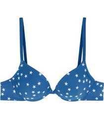 reggiseno super push-up los angeles stampato