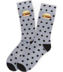 men's cheeseburger socks
