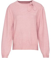 maglione con fiocco (viola) - bodyflirt
