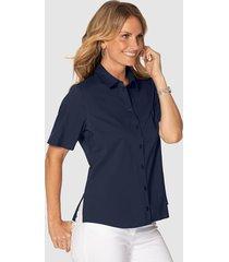 blouse mona marine
